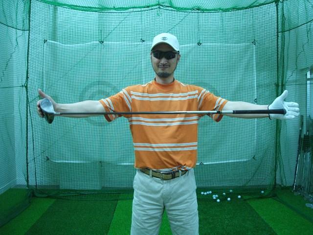 マーク金井の試打IP テーラーメイド XRドライバー 2008年 No.4 シャフトがとにかく長いので、クラブでヘッドスピードを上げたいゴルファーにおすすめ