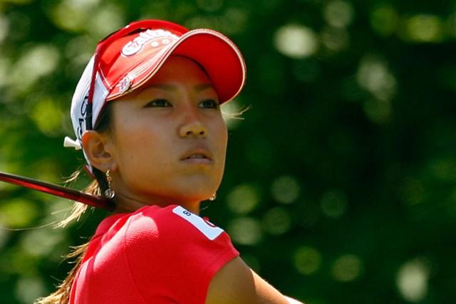 ノーボギーの安定したゴルフで21位タイまで順位を上げた上田桃子(Scott Halleran/Getty Images)