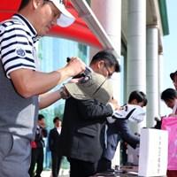 秀道プロも参加。 2016年 東建ホームメイトカップ 3日目 田中秀道
