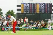 2009年 長嶋茂雄 INVITATIONAL セガサミーカップゴルフトーナメント 最終日 石川遼