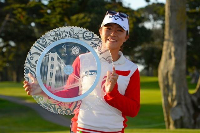 前年はリディア・コーがプレーオフを制し連覇を決めた(Robert Laberge/Getty Images)