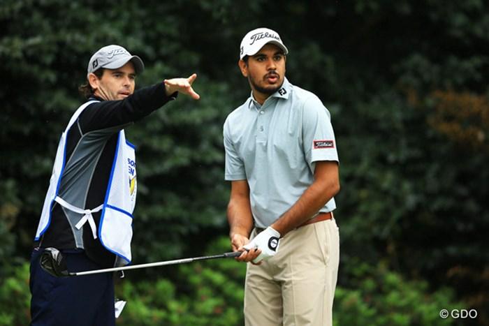一瞬、ジェイソン・デイかと・・・ 2016年 パナソニックオープンゴルフチャンピオンシップ 初日 G・ブラー