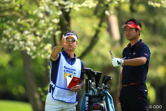 2016年 パナソニックオープンゴルフチャンピオンシップ 2日目 池田勇太 今日は風も弱い午前スタートだったし、絶対にスコア伸ばしてくると思ったんですけどねぇ