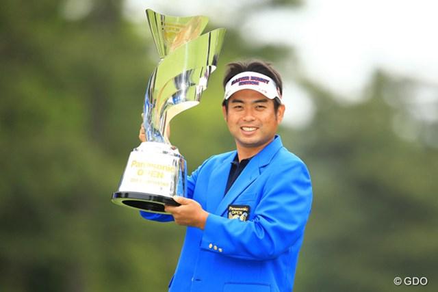 池田勇太が得意コースで今季1勝目、目標の賞金王に向け絶好のスタートを切った