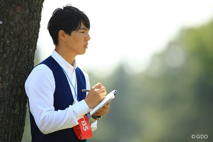 まるで文学青年のよう 2016年 パナソニックオープンゴルフチャンピオンシップ 最終日 石川遼