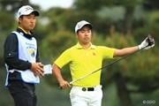 2016年 パナソニックオープンゴルフチャンピオンシップ 最終日 比嘉一貴(アマ)