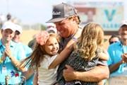 2016年 バレロテキサスオープン 最終日 チャーリー・ホフマン