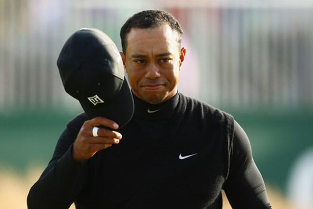 2009年 ビュイックオープン 事前 タイガー・ウッズ タイガーが全英オープンでの悔しさを晴らすか注目の一戦が始まる(Richard Heathcote/Getty Images)