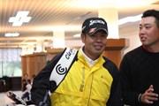 2016年 富士ホームサービスチャレンジカップ 初日 甲斐慎太郎