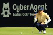 2016年 サイバーエージェント レディスゴルフトーナメント 初日 前田陽子