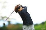 2016年 サイバーエージェント レディスゴルフトーナメント 初日 福嶋晃子