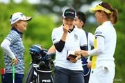 2016年 サイバーエージェント レディスゴルフトーナメント 2日目 東浩子、前田陽子、福田真未