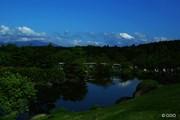 2016年 サイバーエージェント レディスゴルフトーナメント 2日目 富士山