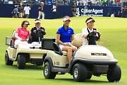 2016年 サイバーエージェント レディスゴルフトーナメント 最終日 キム・ハヌル 福嶋浩子