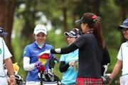 2016年 ワールドレディス選手権 サロンパスカップ 2日目 斉藤愛璃