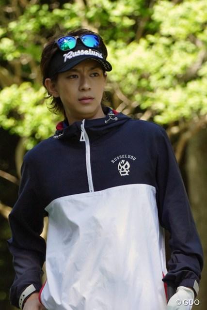 2016年 ザ・レジェンド・チャリティプロアマトーナメント 最終日 三浦翔平さん 真剣な眼差しも素敵