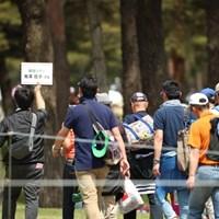 鬼澤信子プロ解説ツアーだって。 2016年 ワールドレディス選手権 サロンパスカップ 最終日 ツアー