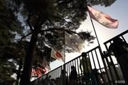 2016年 ワールドレディス選手権 サロンパスカップ 最終日 旗