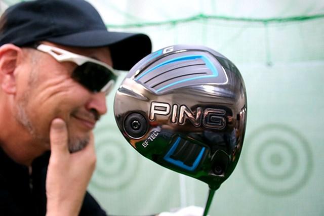 Gシリーズで一番、日本人ゴルファーに向くと評判の『ピン G SF TEC ドライバー』をマーク金井が徹底検証