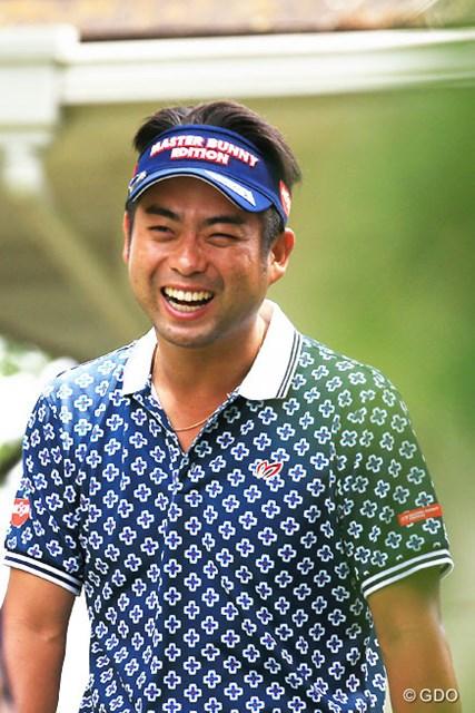 2016年 関西オープンゴルフ選手権競技 初日 池田勇太 このスタイルの方が若く見えて良いね