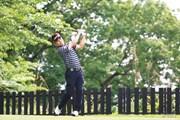 2016年 関西オープンゴルフ選手権競技 初日 田中秀道