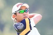 2016年 関西オープンゴルフ選手権競技 初日 朴ジュンウォン