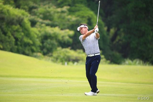 2016年 関西オープンゴルフ選手権競技 2日目 池田勇太 明日から巻き返しが見れるかな