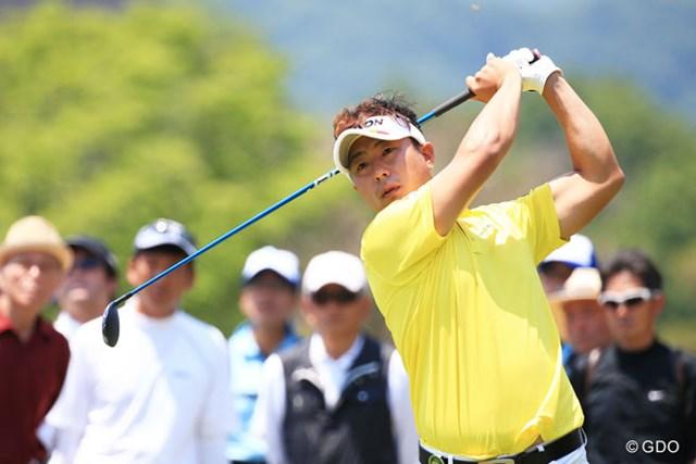 2016年 関西オープンゴルフ選手権競技 2日目 塚田陽亮 いつの間にやら3アンダー5位タイ浮上