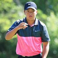 14歳はナイキがお好き 2016年 関西オープンゴルフ選手権競技 3日目 三田真弘