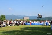 2016年 関西オープンゴルフ選手権競技 3日目 池田勇太