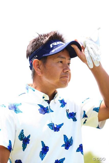 2016年 関西オープンゴルフ選手権競技 3日目 藤田寛之 さりげなく6位浮上