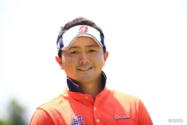 2016年 関西オープンゴルフ選手権競技 3日目 片岡大育 連覇に黄色信号