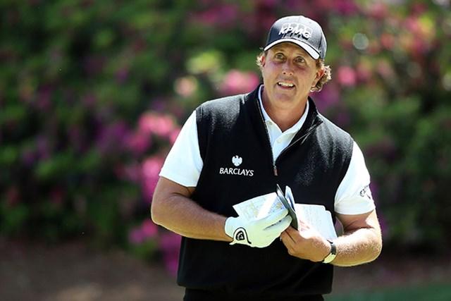 ゴルフのプレーとは別のところで世間を騒がせたミケルソン