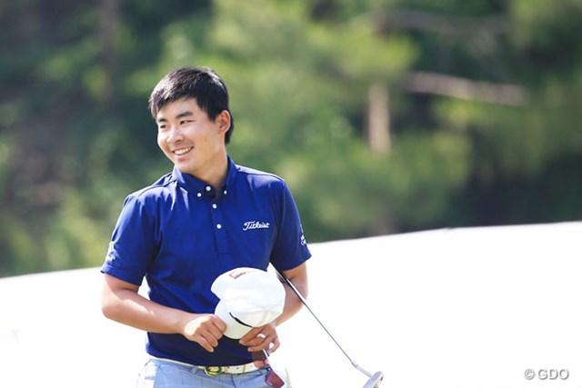 2016年 関西オープンゴルフ選手権競技 3日目 川村昌弘 首位と5打差ながら日本勢最上位で最終日を迎える川村昌弘