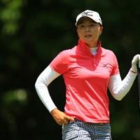 今日も非常に安定感のあるゴルフでした。4位タイです。 2016年 中京テレビ・ブリヂストンレディスオープン 2日目 上原美希