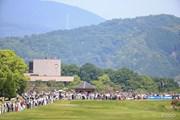2016年 関西オープンゴルフ選手権競技 最終日 1番ティ