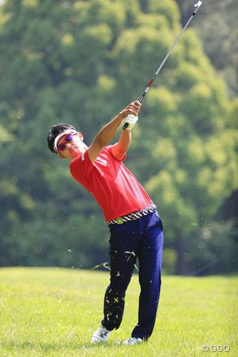 攻めてる~ 2016年 関西オープンゴルフ選手権競技 最終日 近藤共弘