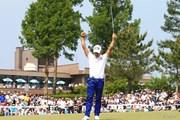 2016年 関西オープンゴルフ選手権競技 最終日 チョ・ビョンミン