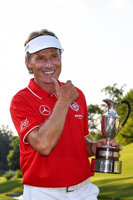 やっぱり強い!ランガーがシニアメジャー初戦を制した(Ryan Young/PGA TOUR)