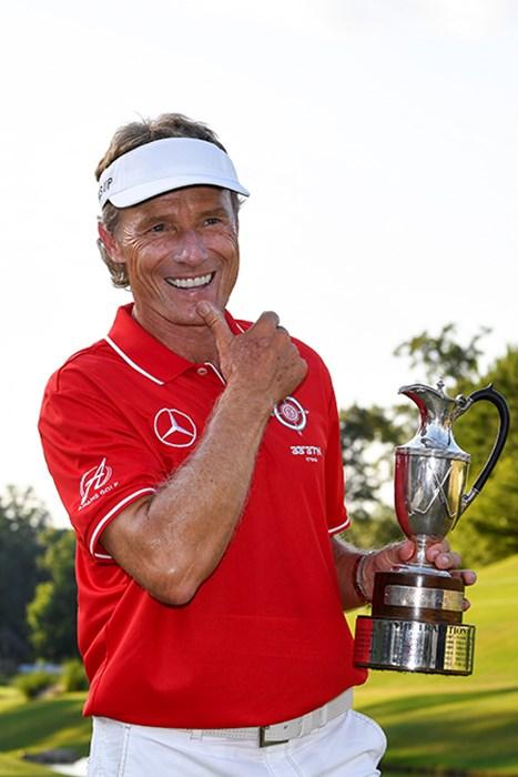 やっぱり強い!ランガーがシニアメジャー初戦を制した(Ryan Young/PGA TOUR) 2016年 リージョンズトラディション 最終日 ベルンハルト・ランガー