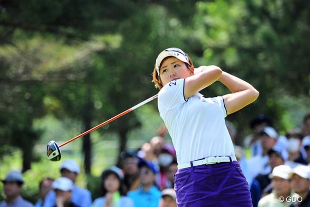 今季5度の予選落ちを喫している成田美寿々が好発進