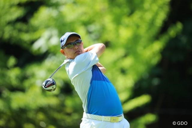 2016年 日本ゴルフツアー選手権 森ビルカップ Shishido Hills 初日 谷口徹 48歳の谷口徹が5位発進。4シーズンぶりの勝利を国内メジャーで狙う