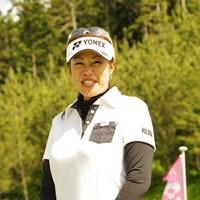 元銀行員ゴルファー内山久美は今季初出場にも「頑張りますよ!」と明るい 2016年 ヨネックスレディスゴルフトーナメント 事前 内山久美
