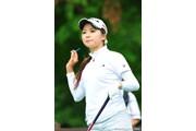 2009年 アクサレディスゴルフトーナメント初日 菊地絵理香
