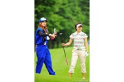 2009年 アクサレディスゴルフトーナメント初日 赤堀奈々&辻村明須香