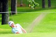 2009年 アクサレディスゴルフトーナメント2日目 諸見里しのぶ