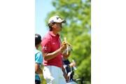 2016年 日本ゴルフツアー選手権 森ビルカップ Shishido Hills 2日目 額賀辰徳