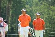 2016年 日本ゴルフツアー選手権 森ビルカップ Shishido Hills 3日目 小田龍一、上平栄道
