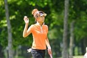 2009年 アクサレディスゴルフトーナメント2日目 金田久美子