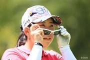 2016年 ヨネックスレディスゴルフトーナメント 2日目 武尾咲希